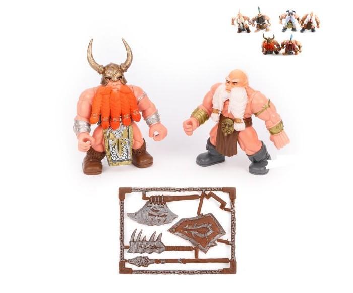 Фото - Игровые фигурки Наша Игрушка Набор фигурок Гномы наша игрушка набор фигурок наша игрушка домашние животные с аксессуарами