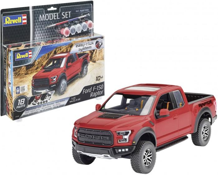 Картинка для Сборные модели Revell Набор Ford F-150 Raptor