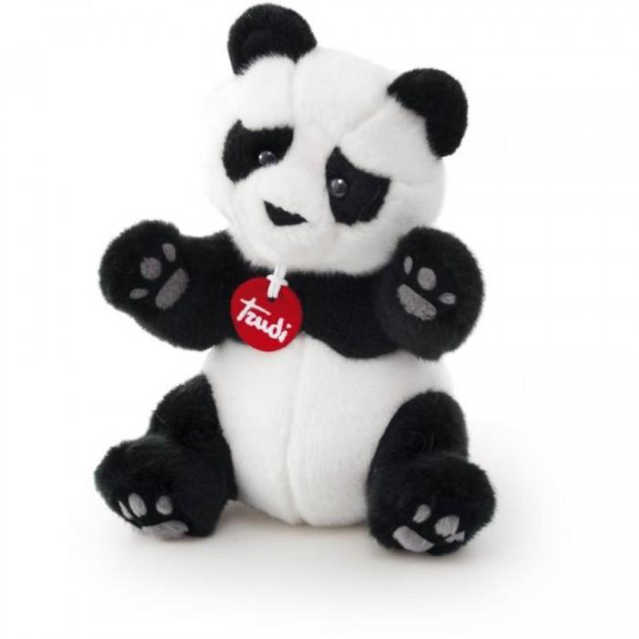 Мягкая игрушка Trudi Панда Кевин 45 см