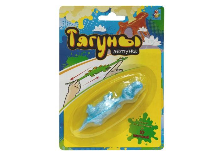 Игровые фигурки 1 Toy Мелкие пакости Тягуны летающие Динозавры 10 см