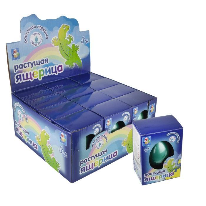 Наборы для опытов и экспериментов 1 Toy Домашний инкубатор Яйцо с растущей ящерицей
