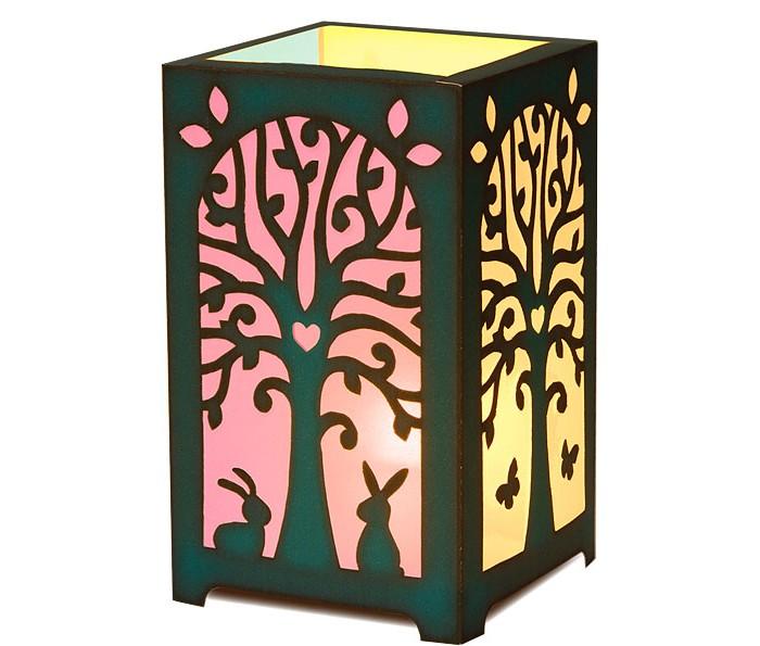 Наборы для творчества Клеvер Набор для изготовления фонарика Волшебный лес александр григорьев волшебныйлес сказка