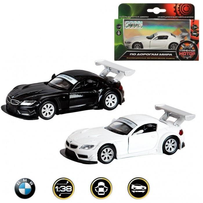 Машины Пламенный мотор Машина BMW Z4 GT3 11 см