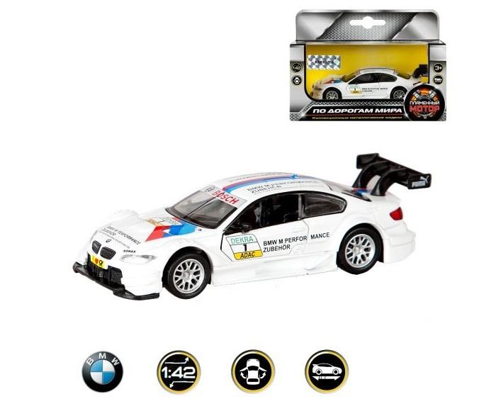 Машины Пламенный мотор Машина BMW M3 DTM 12 см