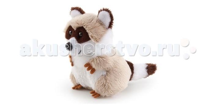 Мягкие игрушки Trudi Еноты 9 см мягкие игрушки trudi белый тюлень 58 см