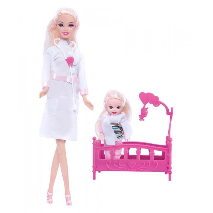 Фото - Куклы и одежда для кукол Toys Lab Набор Кукла Ася Детский доктор куклы и одежда для кукол toys lab набор кукла ася морское приключение