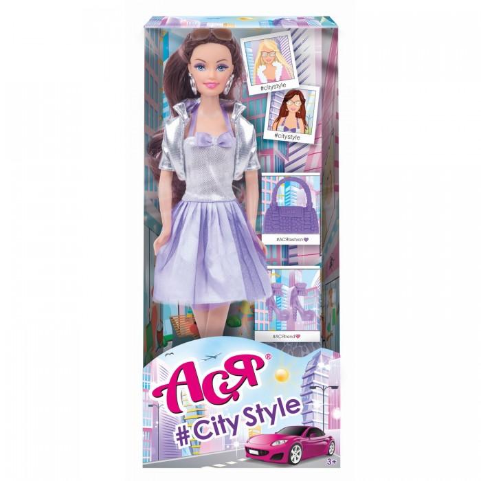 Фото - Куклы и одежда для кукол Toys Lab Кукла Ася Стиль большого города 6 куклы и одежда для кукол toys lab набор кукла ася морское приключение
