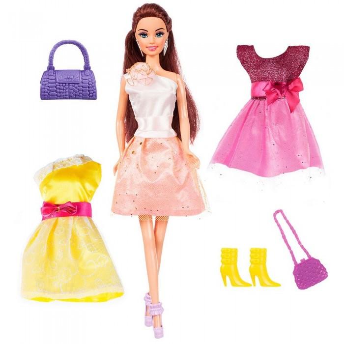 Фото - Куклы и одежда для кукол Toys Lab Набор Кукла Ася Стильные цвета Брюнетка куклы и одежда для кукол toys lab набор кукла ася морское приключение
