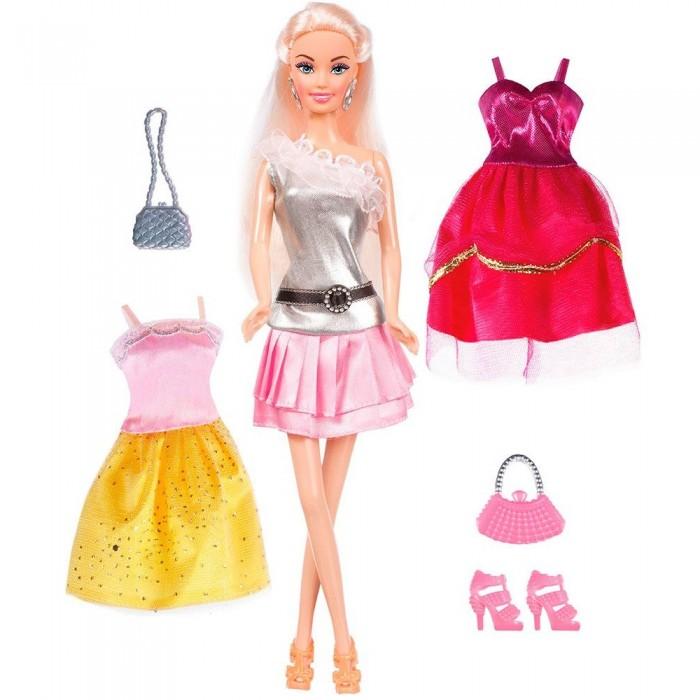Фото - Куклы и одежда для кукол Toys Lab Набор Кукла Ася Стильные цвета Блондинка куклы и одежда для кукол toys lab набор кукла ася морское приключение