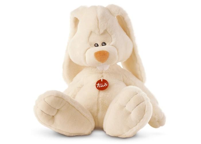 Мягкие игрушки Trudi Заяц Вирджилио 50 см игрушка мягкая заяц в розовой шубе 30 см