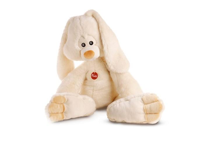 Мягкие игрушки Trudi Заяц Вирджилио 135 см мягкая игрушка trudi заяц белый 28 см