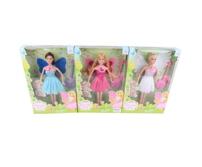 Купить Куклы и одежда для кукол, Наша Игрушка Кукла 29 см с гитарой
