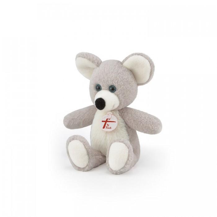 Купить Мягкие игрушки, Мягкая игрушка Trudi Мышка 27 см
