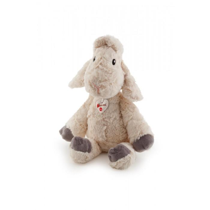 Купить Мягкие игрушки, Мягкая игрушка Trudi Белая мягкая овечка 45 см