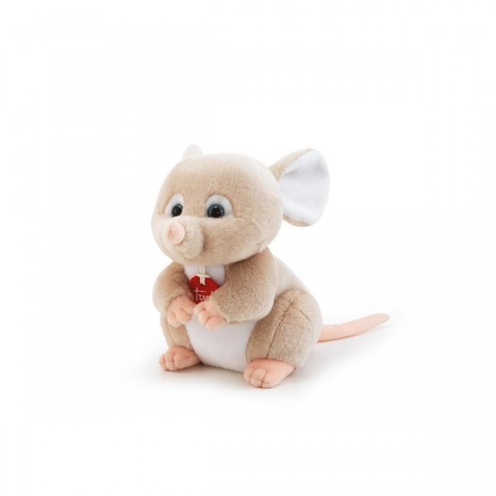 Купить Мягкие игрушки, Мягкая игрушка Trudi Мышка Нино 24 см