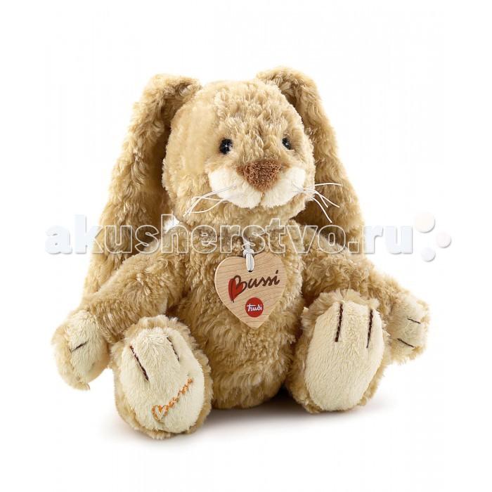 Мягкая игрушка Trudi Бежевый зайчик 25 см