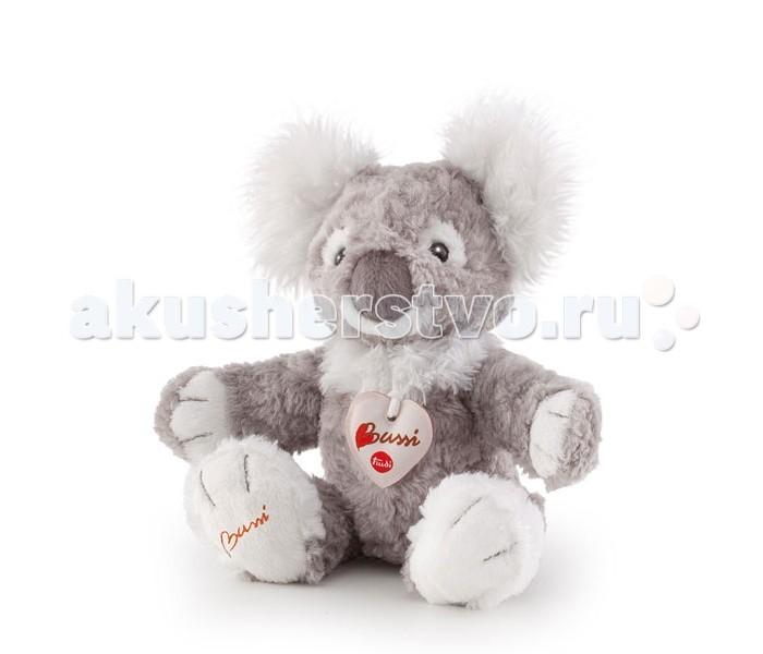 Мягкие игрушки Trudi Коала 25 см trudi котёнок брэд серо белый 24 см