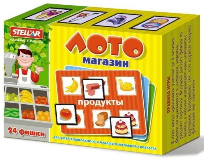 Настольные игры Стеллар Лото Магазин математическое лото