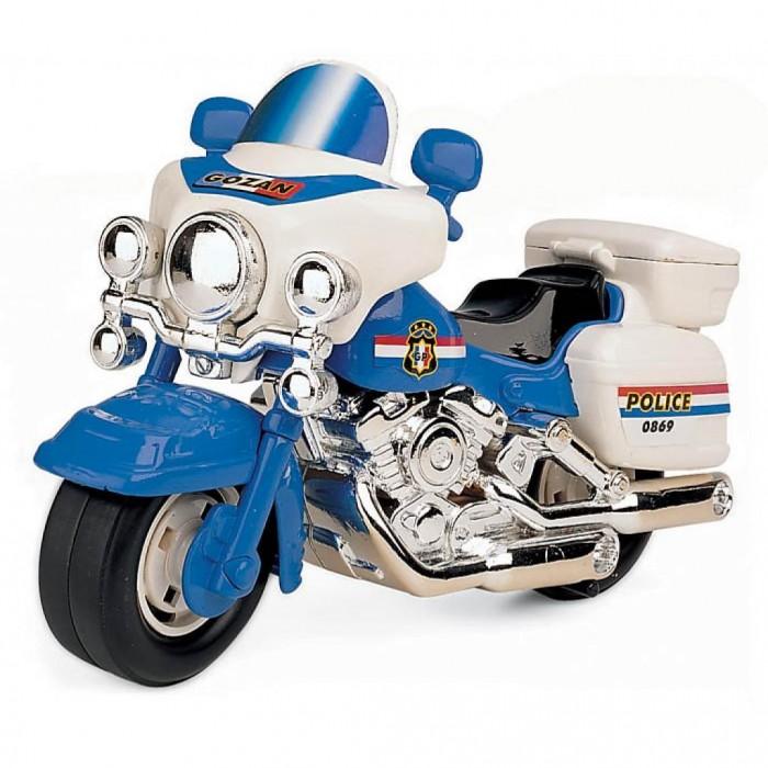 Машины Полесье Мотоцикл полицейский Харлей