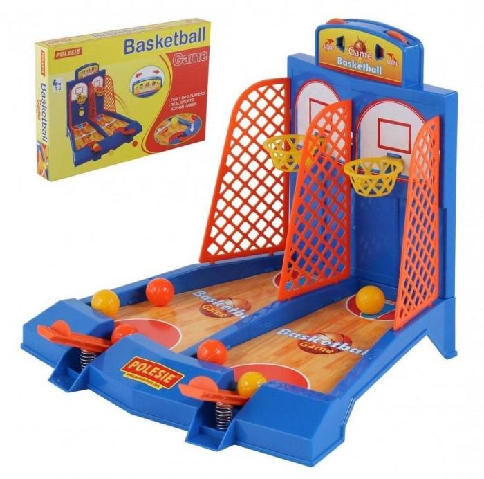 Купить Настольные игры, Полесье Настольная игра Баскетбол для 2-х игроков
