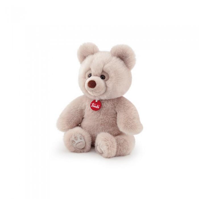 Купить Мягкие игрушки, Мягкая игрушка Trudi Мишка Брандо 24x27x18 см