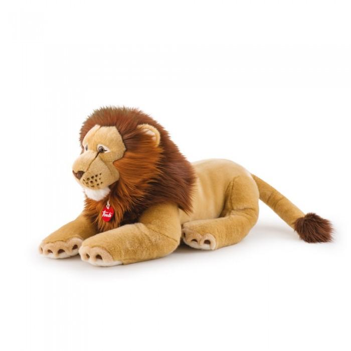Фото - Мягкие игрушки Trudi Лев Нарцис 37x60x35 см мягкие игрушки trudi лев нарцис 27 см