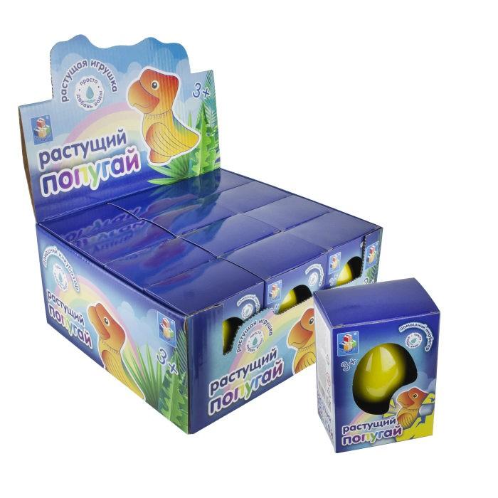 Наборы для опытов и экспериментов 1 Toy Домашний инкубатор Яйцо с растущим попугаем