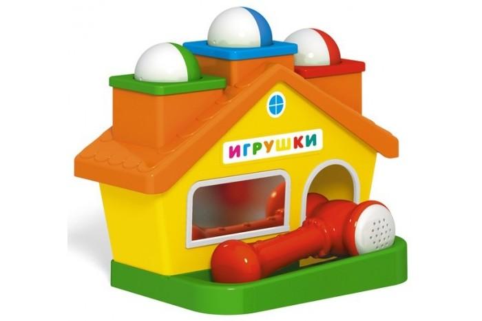 Развивающая игрушка Стеллар Стучалка Домик — купить в Санкт-Петербурге в «Акушерство.ру»