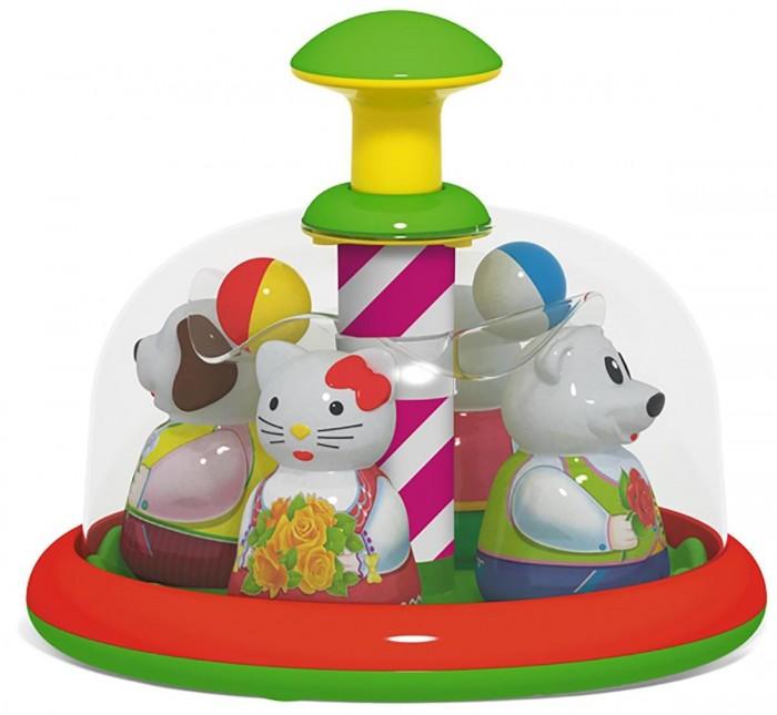 Развивающие игрушки Стеллар Юла-карусель Аттракцион