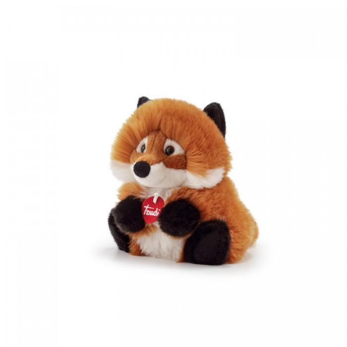 Купить Мягкие игрушки, Мягкая игрушка Trudi Лиса-пушистик 17x19x19 см
