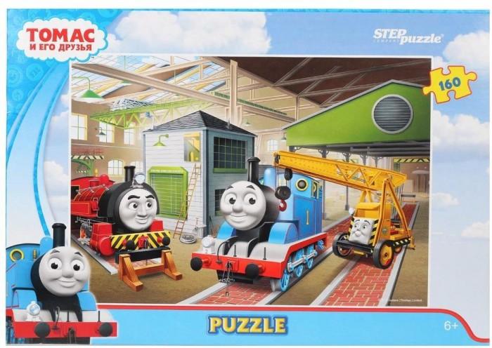 Пазлы Step Puzzle Пазл Томас и его друзья (160 деталей) пазл step puzzle park
