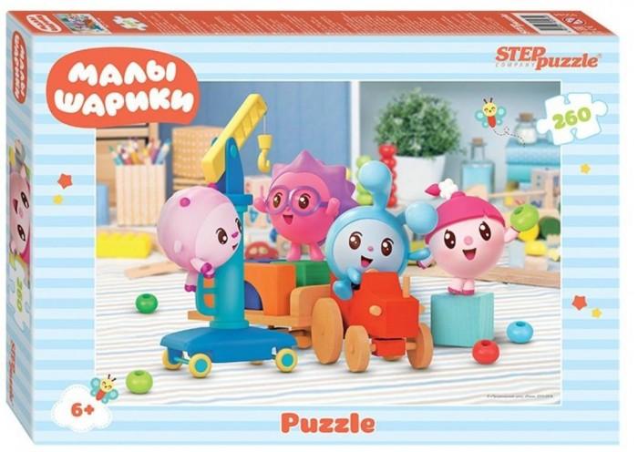 Пазлы Step Puzzle Пазл Малышарики (260 деталей) пазл step puzzle park
