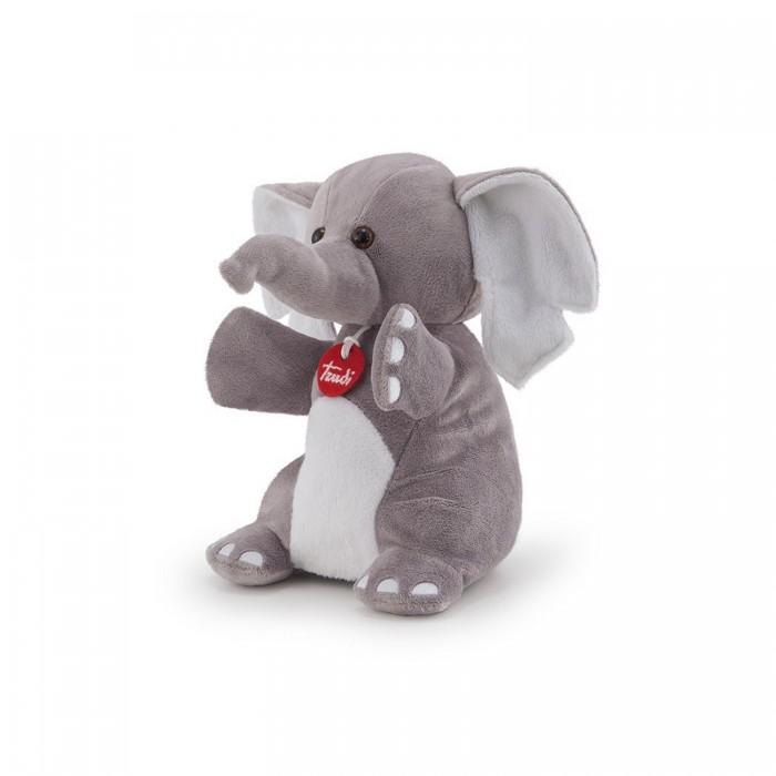 Картинка для Ролевые игры Trudi Мягкая игрушка на руку Слон 19х26х15 см