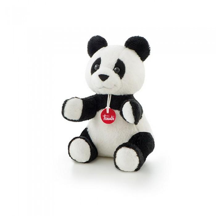 Картинка для Мягкая игрушка Trudi Мягкая игрушка Trudi Панда делюкс 10x15x10 см
