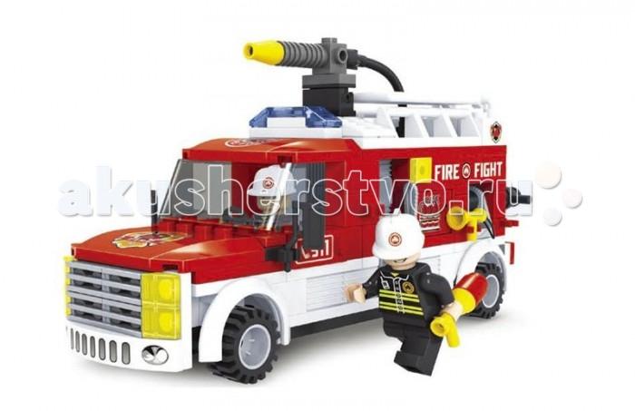 Конструкторы Ausini Пожарные 207 деталей