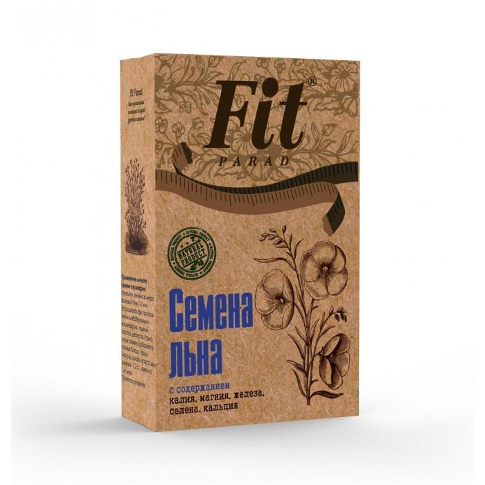 Правильное питание ФитПарад Семена Льна 200 г