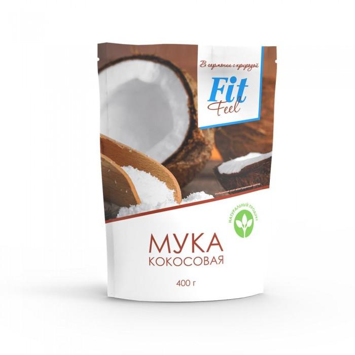 Правильное питание ФитПарад Кокосовая мука 400 г