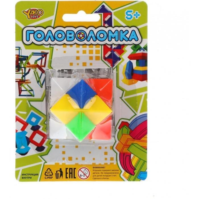 Настольные игры Наша Игрушка Головоломка Грани настольные игры наша игрушка головоломка звезда