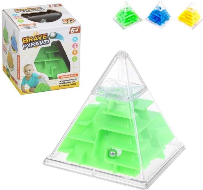 Настольные игры Наша Игрушка Головоломка Пирамида настольные игры наша игрушка головоломка звезда