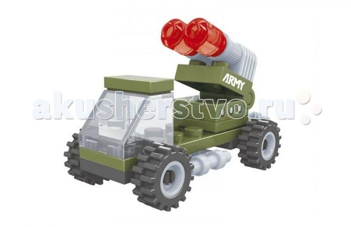 Конструкторы Ausini Военные 25 деталей ausini конструктор нео мото 25208