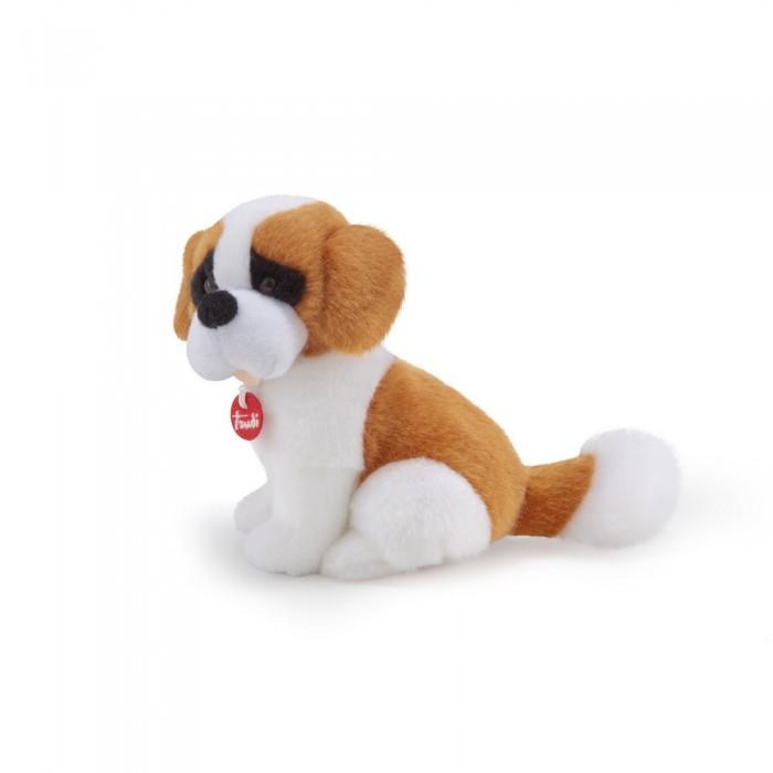 Купить Мягкие игрушки, Мягкая игрушка Trudi Сенбернар делюкс 15 см