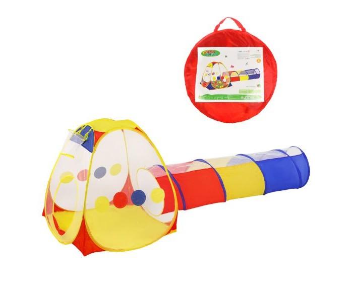 Палатки-домики Наша Игрушка Палатка игровая с туннелем