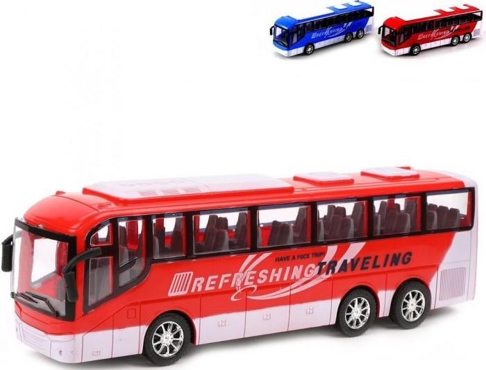 Картинка для Машины Наша Игрушка Автобус инерционный M9442