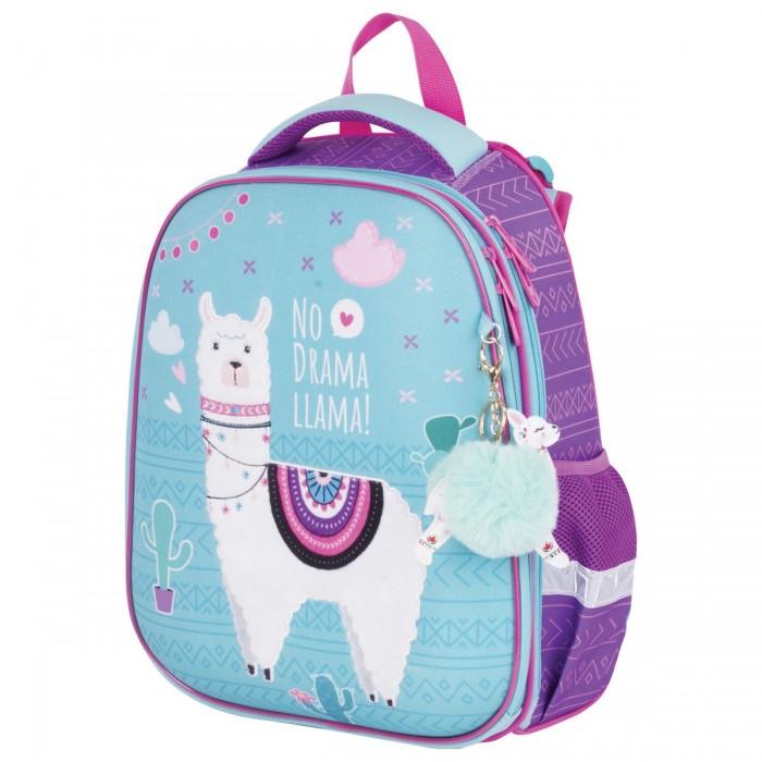 Купить Школьные рюкзаки, Brauberg Premium Ранец с брелком Llama