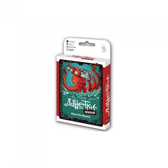 Картинка для Настольные игры Magellan Настольная карточная игра Данетки мини