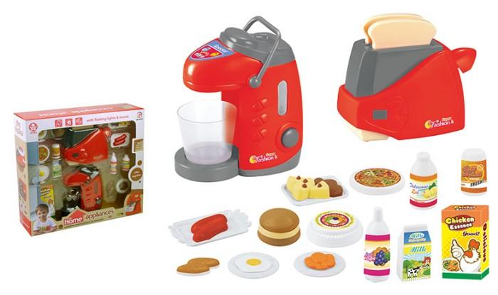 Ролевые игры ABtoys Помогаю маме Кухонная техника с продуктами с аксессуарами