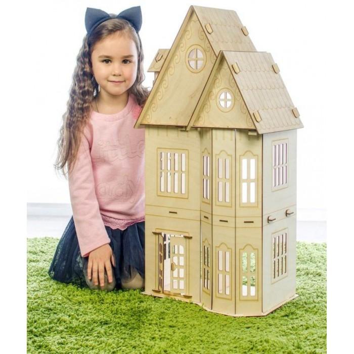 Теремок Кукольный домик Лайт конструктор