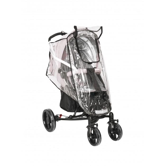 дождевики на коляску trottola для прогулочной коляски travel Дождевики на коляску Trottola для прогулочной коляски Reflect Plus Travel со светоотражателем