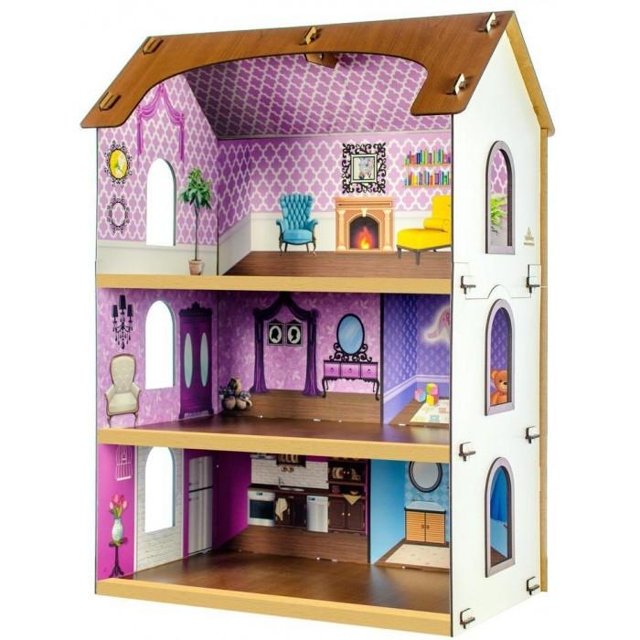Купить Кукольные домики и мебель, Теремок Кукольный домик Мария конструктор