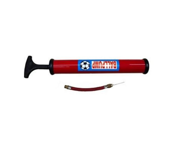 Спортивный инвентарь Наша Игрушка Насос 12 ручной пневматический с иглой 30 см ручной насос zefal rev 88 черный